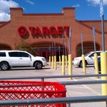 Photo taken at Target by Chrissy P. on 8/20/2012