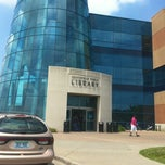 Photo taken at Southfield Public Library by Tylor S. on 7/19/2011