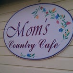 Photo taken at Mom's Country Cafe by Andrew A. on 11/26/2011