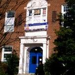Photo taken at Metropolitan Police Department 1st District Station by Jeremy W. on 11/18/2011