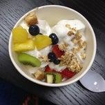 Photo taken at Twisted Fruit Frozen Yogurt by Chelsea T. on 7/9/2012