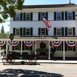Photo taken at The Griswold Inn by Andrew S. on 6/3/2011