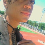 Photo taken at Coppin State Track by SLEEK~ on 5/19/2012