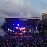 Photo taken at Bayfront Park Amphitheater by Manuel M. on 3/22/2012