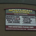 Photo taken at Spotlight Theaters by MaryBeth D. on 6/6/2012