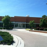 Photo taken at Wake Forest Community Library by Kevin M. on 6/26/2012