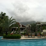 Photo taken at Four Seasons Resort Nevis, West Indies by Mark C. on 8/21/2012