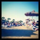 Photo taken at Mackenzy Beach by Valeria S. on 5/6/2012