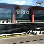 Photo taken at Aeropuerto de Vigo (VGO) by Marina C. on 4/28/2012