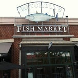 Photo taken at Mitchell's Fish Market by Dan C. on 6/19/2012