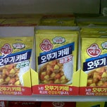 Photo taken at Mu Gung Hwa (무궁화) Korean Supermarket by Winnie V. on 7/4/2012