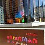 Photo taken at 仙台アンパンマンこどもミュージアム&モール by Geno B. on 4/10/2012
