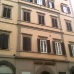 Photo taken at Hotel Perseo Firenze by Marguerita c. on 9/22/2012