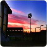 Photo taken at Grotenburg-Stadion by Oliver S. on 7/5/2013
