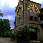 Photo taken at Fergusson College by Amey K. on 9/24/2013