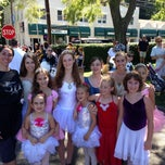 Photo taken at Posey School of Dance by Bethany P. on 9/24/2013
