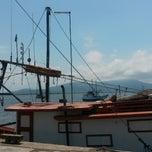 Photo taken at Marina guara pesca by Silvia B. on 2/5/2014