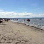 Photo taken at Wasaga Beach, Ontario by Samuel M. on 7/21/2013