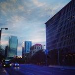 Photo taken at Calvin C. Goode Municipal Building by Matthew C. on 11/28/2013
