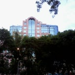 Photo taken at Hotel Marquis Reforma by Allexis L. on 7/30/2013