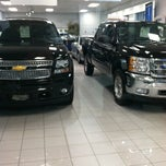 Photo taken at Pat O'Brien Chevrolet by Whitney S. on 11/21/2012