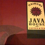 Photo taken at Nairobi Java House by Parmjit S. on 7/22/2013