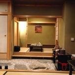 Photo taken at Miyabi restaurant by Adley on 1/15/2013