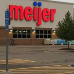 Photo taken at Meijer by James K. on 7/29/2013