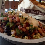 Photo taken at Chipotle Mexican Grill by Aaron B. on 5/2/2012