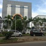 Photo taken at SMA Kusuma Bangsa by Gabriel G. on 7/19/2013