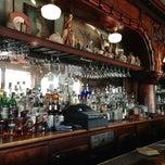 Photo taken at The Hotel Utah Saloon by Sarah B. on 7/8/2013