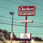 Photo taken at Checkers by Ali N. on 10/20/2012