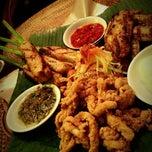 Photo taken at Ole-Ole Bali by Amanda T. on 10/16/2012