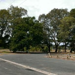 Photo taken at Corryong, Victoria by Mark A. on 3/28/2014