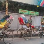 Photo taken at Dhanmondi 27 by Tehzeeb A. on 1/31/2014
