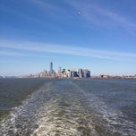 Photo taken at Staten Island Ferry - Whitehall Terminal by Rebecca B. on 4/14/2013