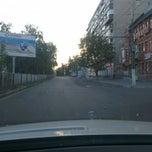 Photo taken at Зупинка «вул. Димитрова» by Max B. on 8/18/2013