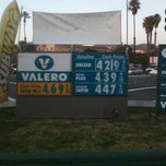 Photo taken at Valero by Victor S. on 3/5/2013