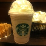 Photo taken at Starbucks by ammarxzz w. on 3/18/2013