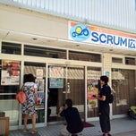 Photo taken at SCRUM広場 by Yoshinobu H. on 9/10/2013