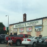 Photo taken at Morelli's Liquor Store by Jaclyn P. on 8/2/2013