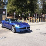 Photo taken at De Anza Parking Lot B by Refael A. on 4/13/2013
