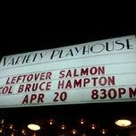 Photo taken at Variety Playhouse by Sara H. on 4/21/2012