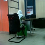 Photo taken at Bank BNI Langsa by Ulfa on 12/21/2012
