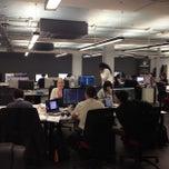 Photo taken at Surevine Shoreditch hub (London) by Stuart M. on 10/16/2014