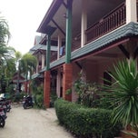 Photo taken at Haad Yao Resort D2 by Nathan D. on 9/8/2014