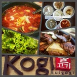 Photo taken at Kogi Bulgogi by Jerepee J. on 2/26/2013