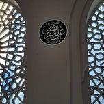 Photo taken at Mosque - Jame Masjid Bi Saheba by Hosein K. on 2/21/2015