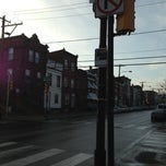 Photo taken at Bus Stop 29th and W Thompson by Sarah B. on 12/18/2012
