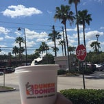 Photo taken at Dunkin Donuts by Meshal A. on 3/17/2015